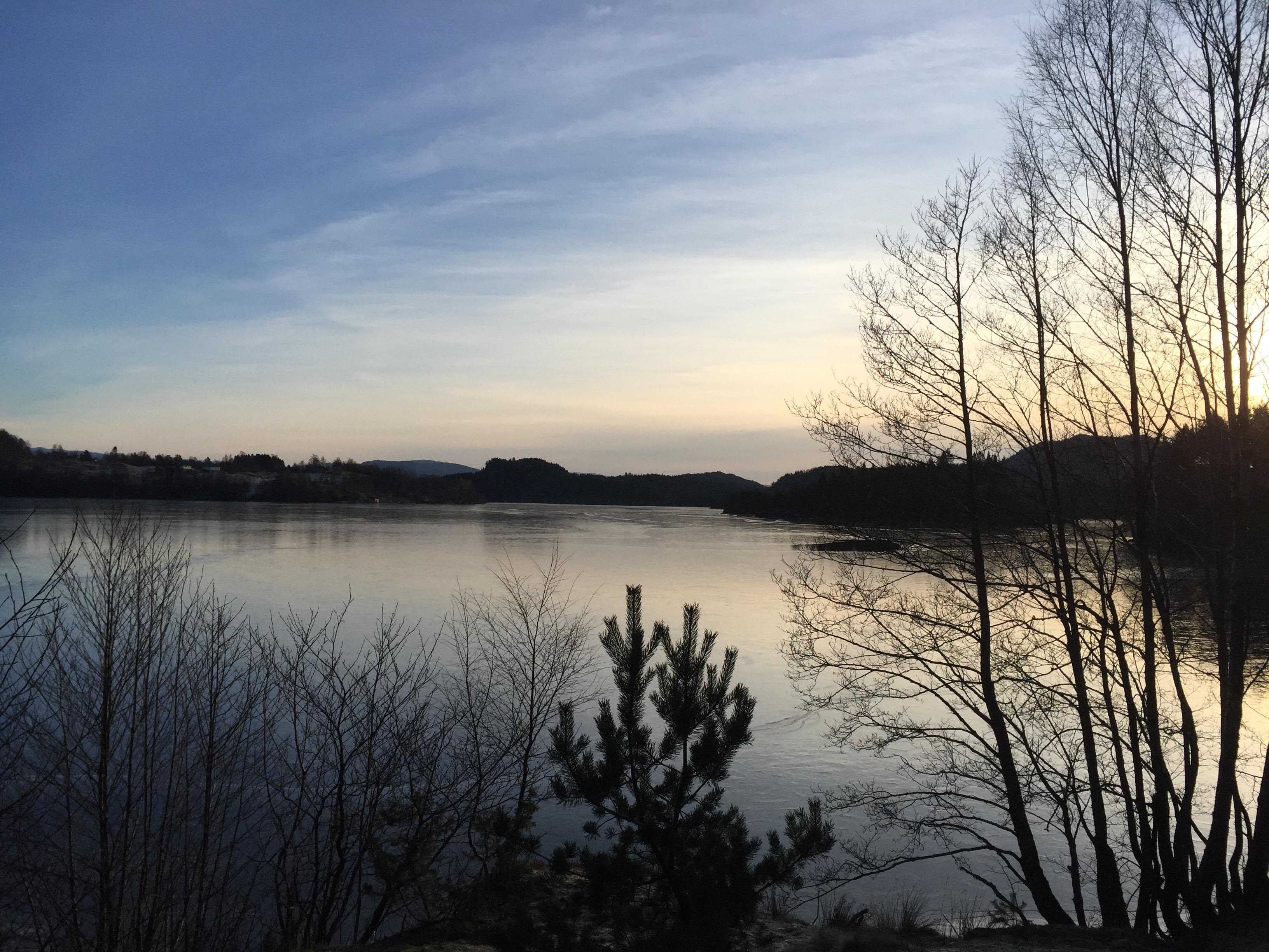 Vaulsneset ved Tveitavatnet, Lindås