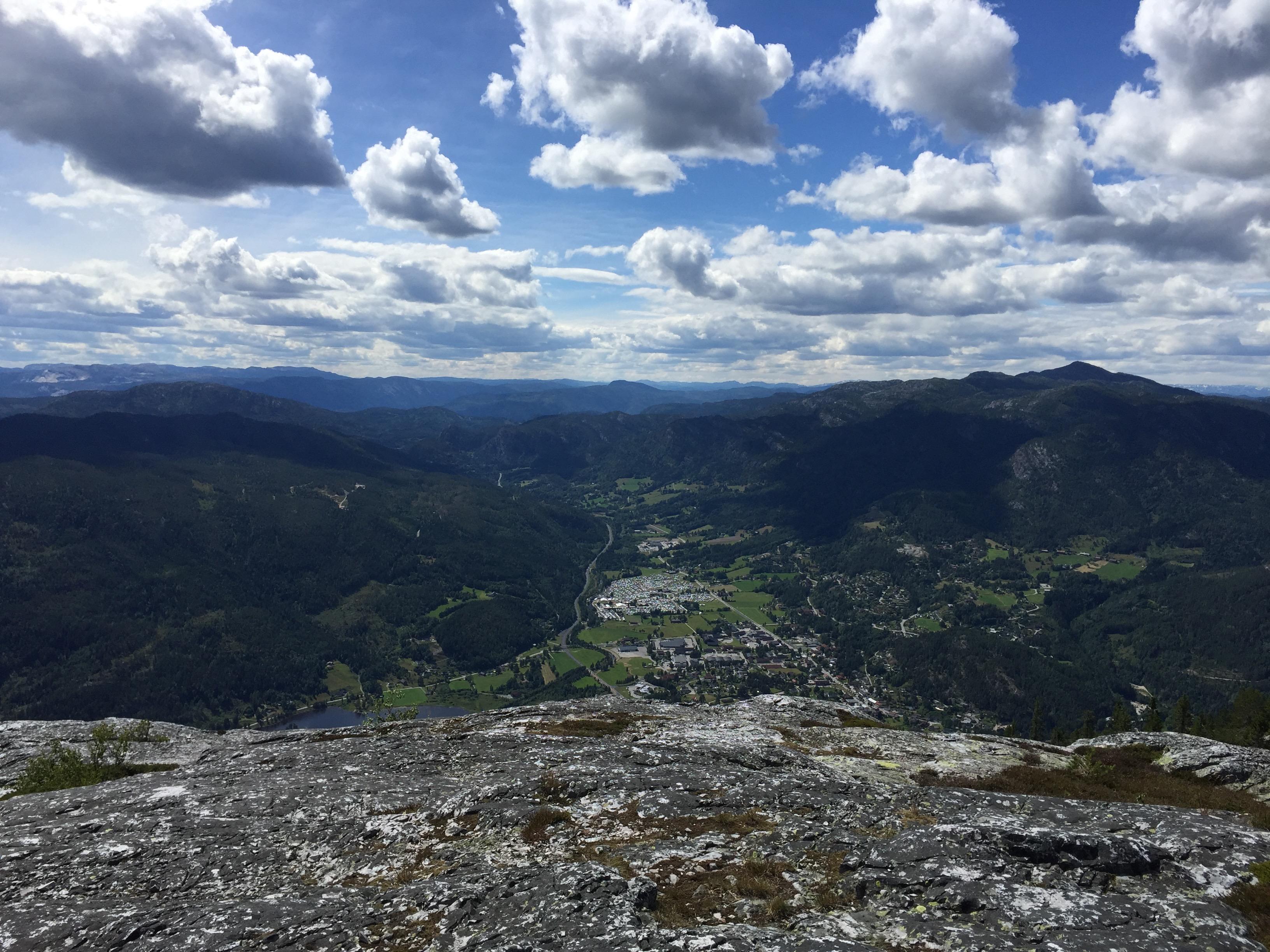 Bjørgefjell, Seljord i Telemark
