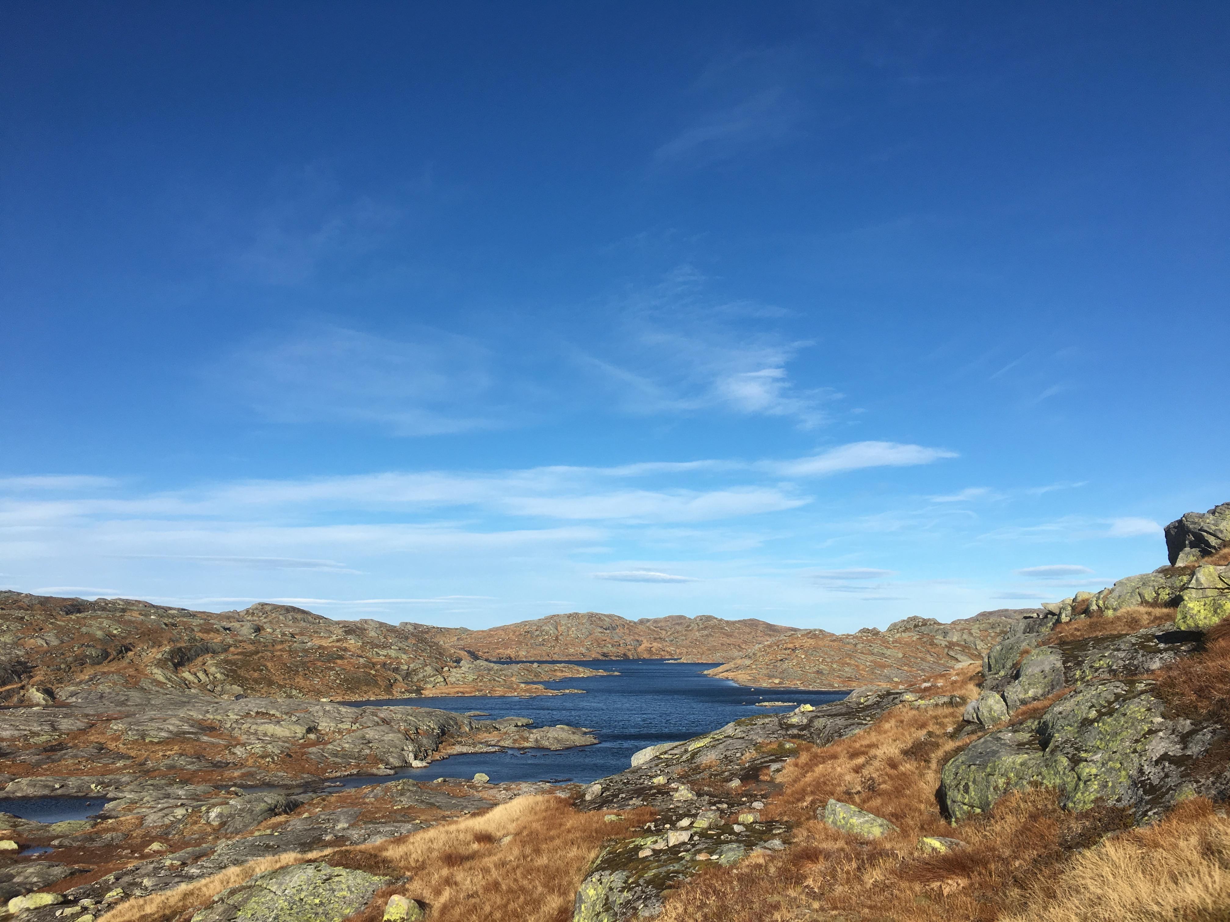 Årsdalsryggjen, Masfjorden